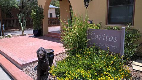 Caritas Center for Healing 330 E. 16th St. Tucson